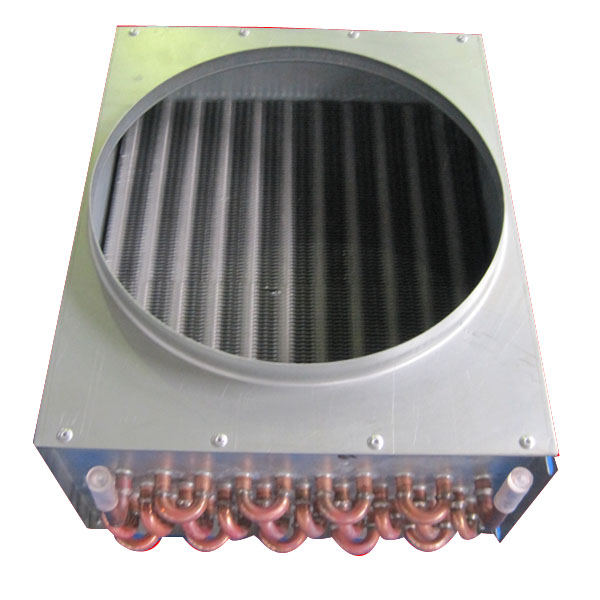 Refrigeration Condenser for Heat Pump