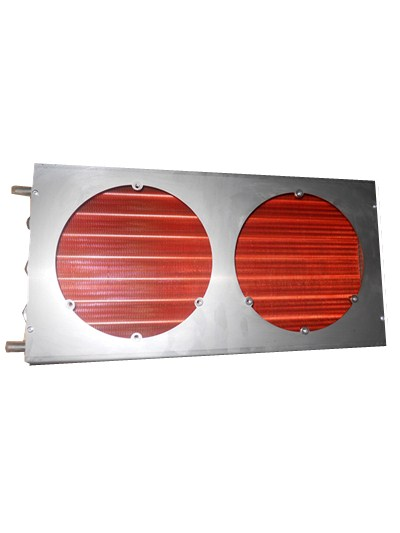 Copper Tube Copper Fin Heat Exchanger