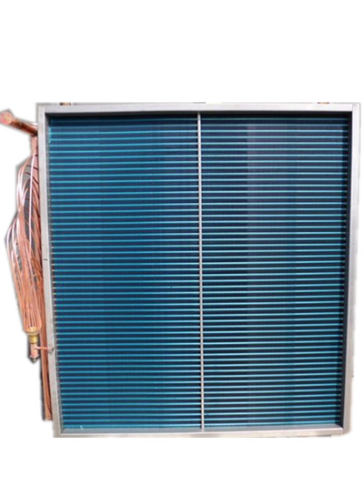 Heat pump evaporator