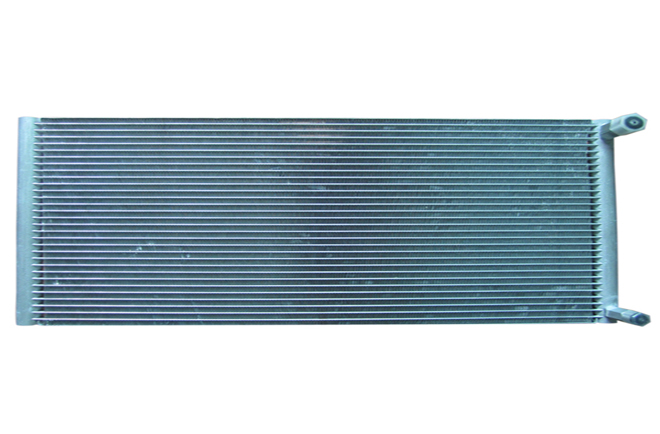 air cooled micro channel heat exchanger