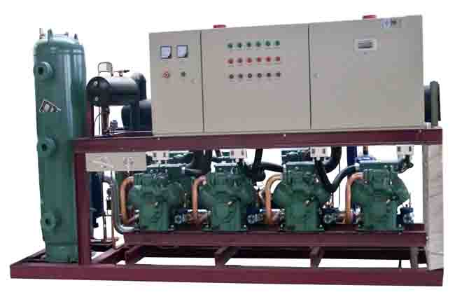 Compressor Commercial Refrigeration Equipment