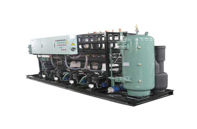 Multi- Compressors Parallel Condensing Unit