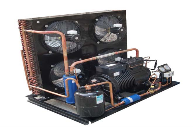 Shenyang Copeland Condensing Unit for Cold Room