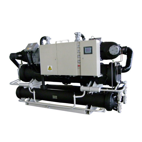Water Cooled Low Temperature Chiller -30 Degree