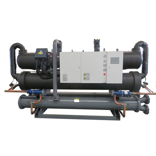 Water Cooled Chiller With Screw Compressor(Double Systems)