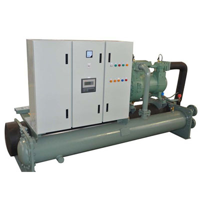 Oil Industry Screw Chiller