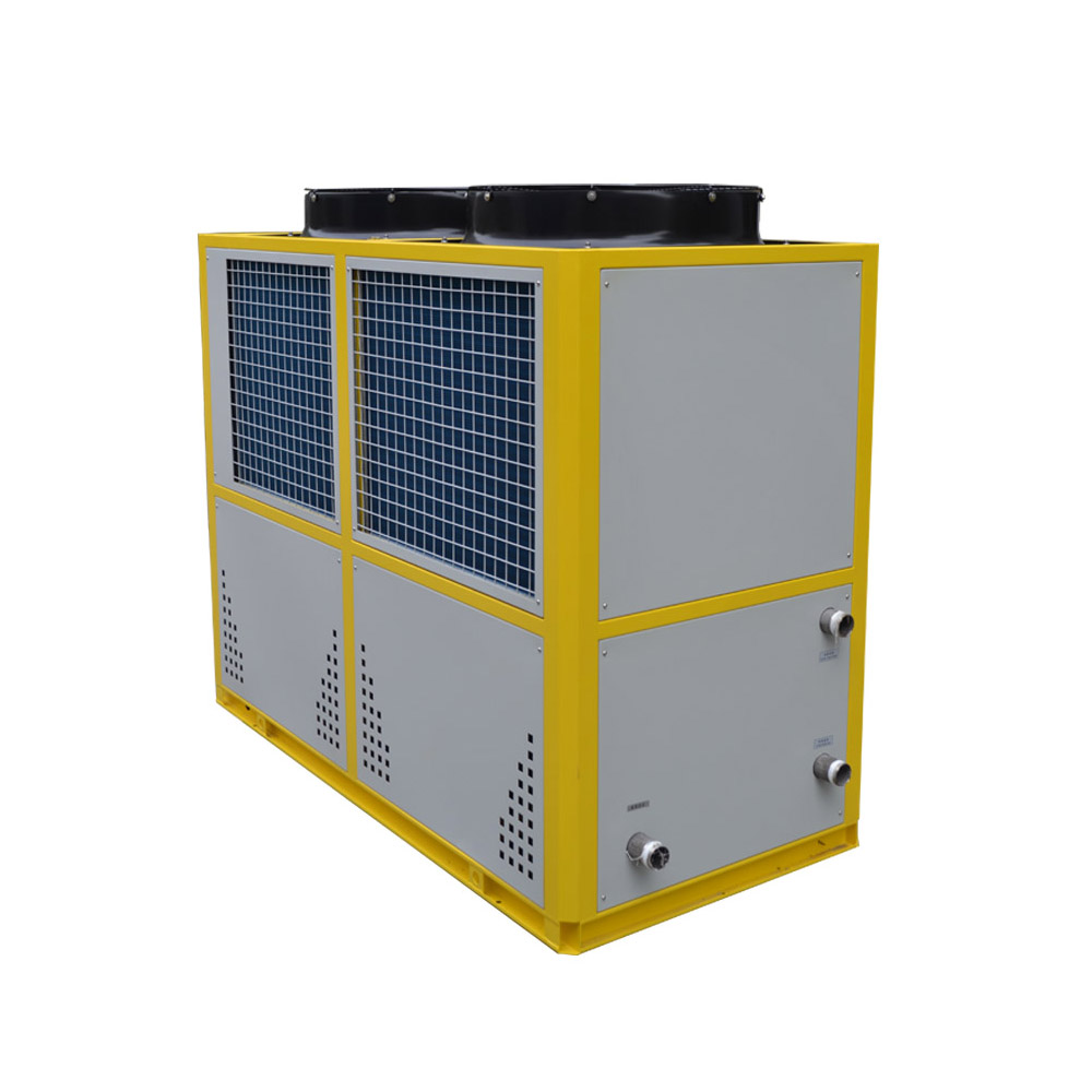 Air Cooled Scroll Compressor Water Chiller -15 Degree