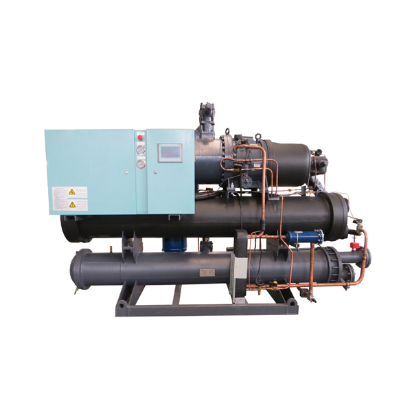 Water Cooled Low Temperature Chiller -5 Degree