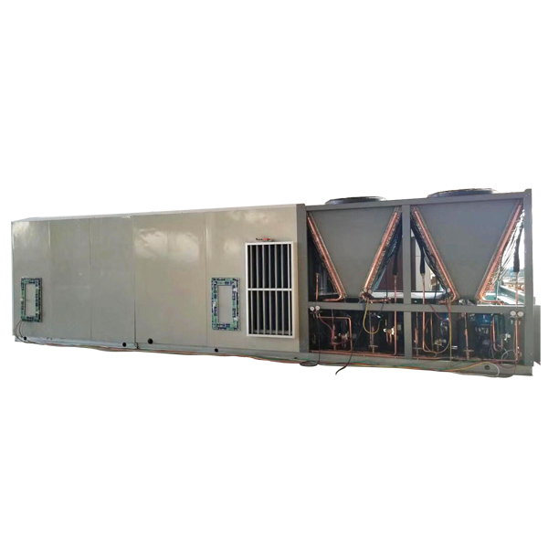 Textile Factory Packaged Rooftop Unit