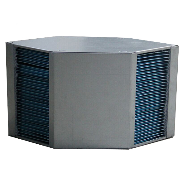 Cross&Counter Flow Heat Exchanger Core