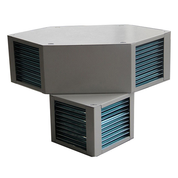 Air To Air  Plate Heat Exchanger/Radiator