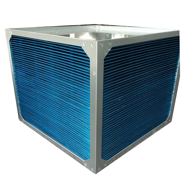 Counter Flow Aluminum Fin Heat Exchanger/Radiator