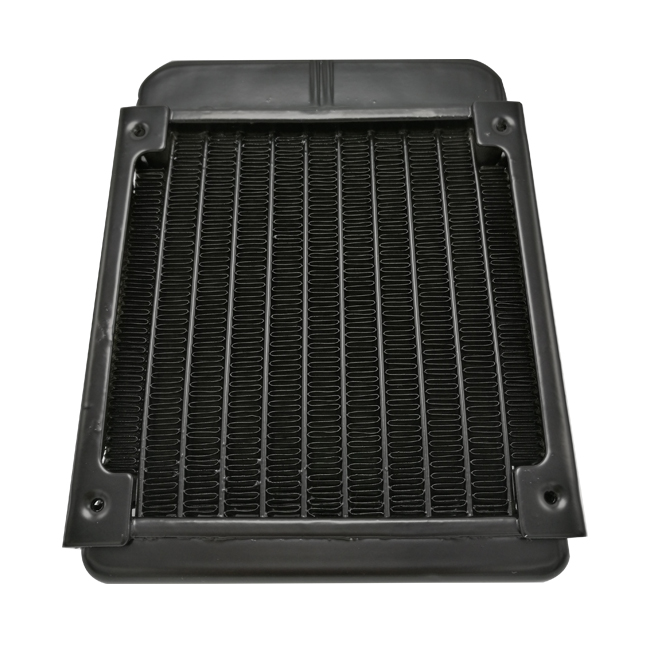 120B-10 Single Fan Radiator