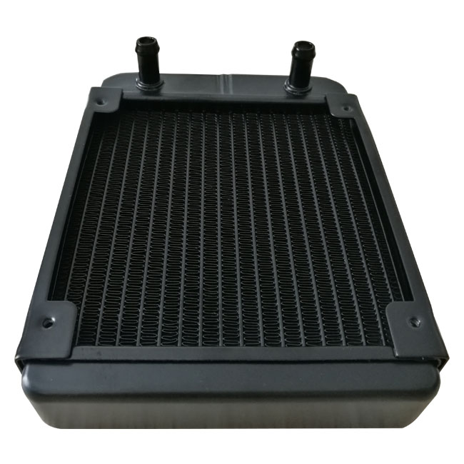 120A-18 Single Fan Radiator
