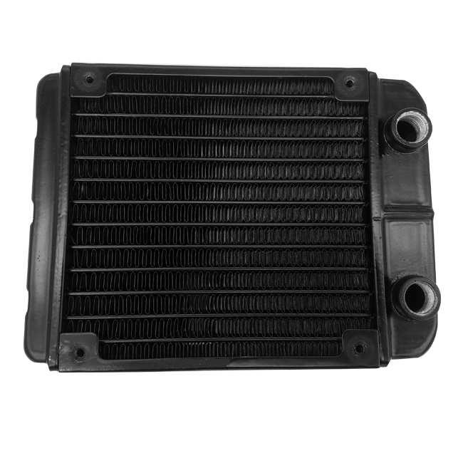 120B-12 Single Fan Radiator