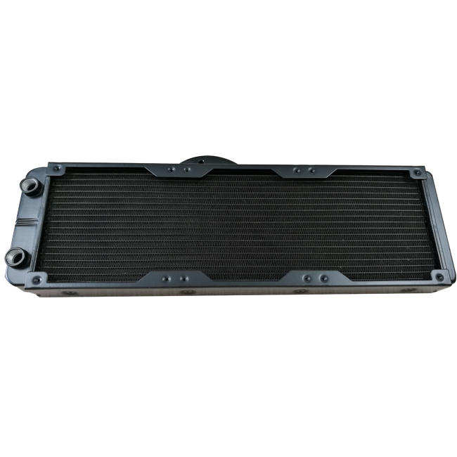 360B-18 Triple Fan Radiator