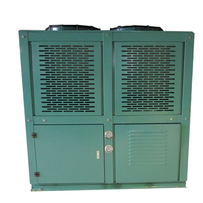 Box V Type Condensing Unit