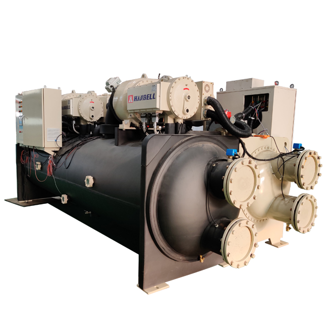 Oil Free Magnetic Centrifugal Water Cooled Chillers