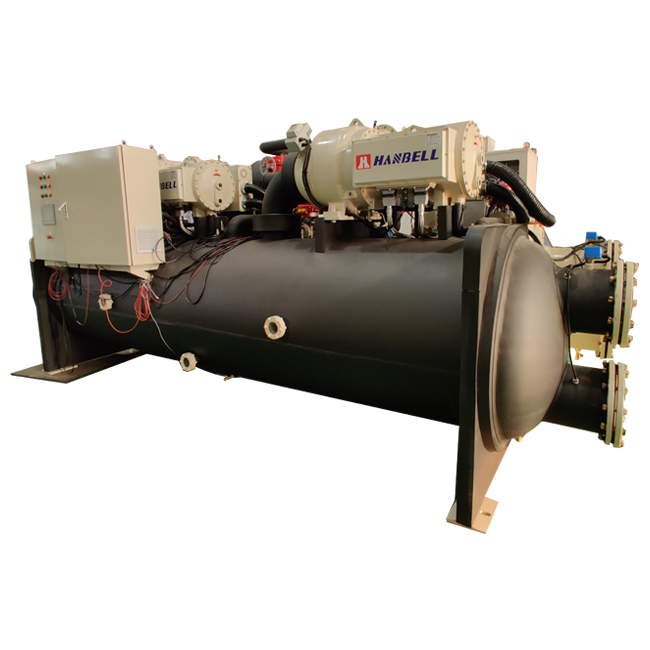 Variable Frequency Magnetic Centrifugal Chiller