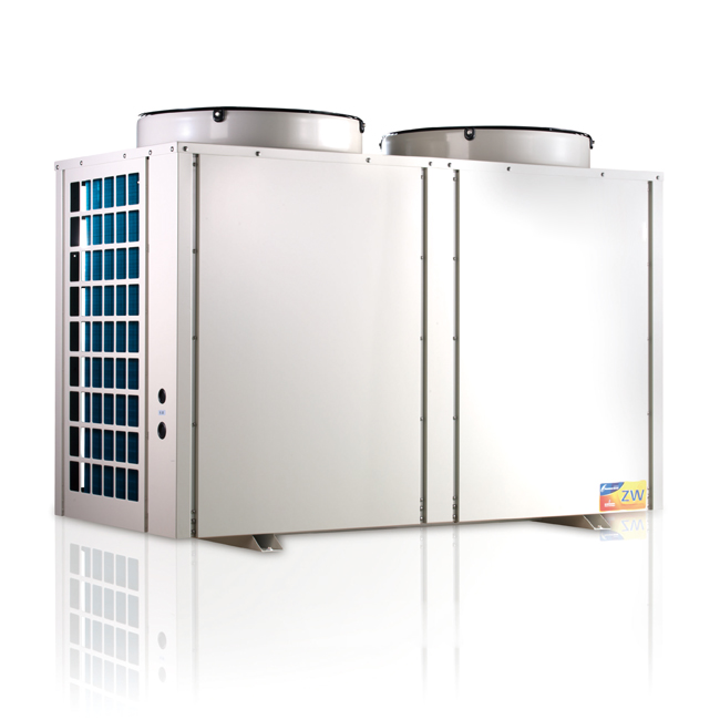 High temperature industrial heat pump water heater