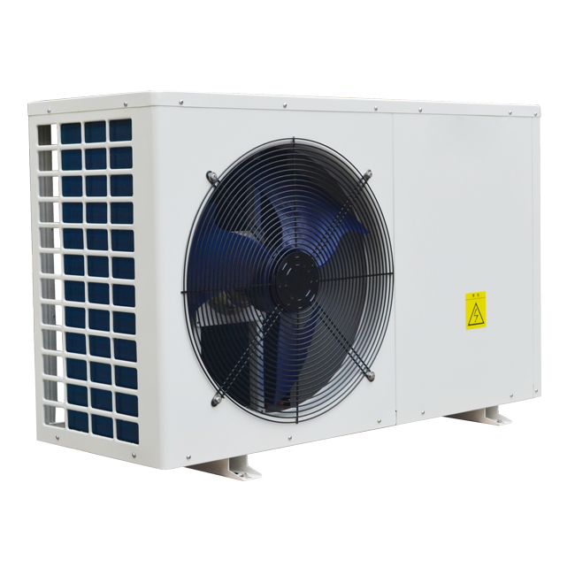Ultra-low temperature air heater