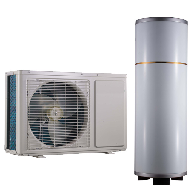 Refrigerant Circle Split Heat Pump Water Heater