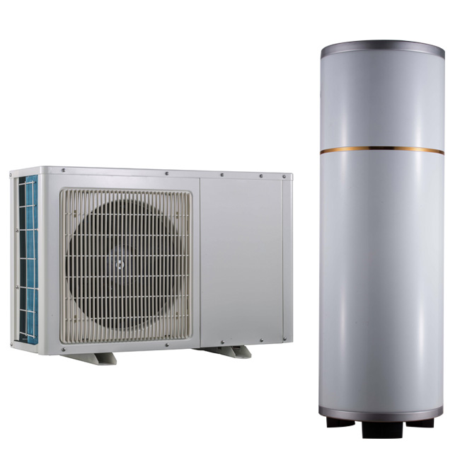 Water Circle Split Heat Pump Water Heater
