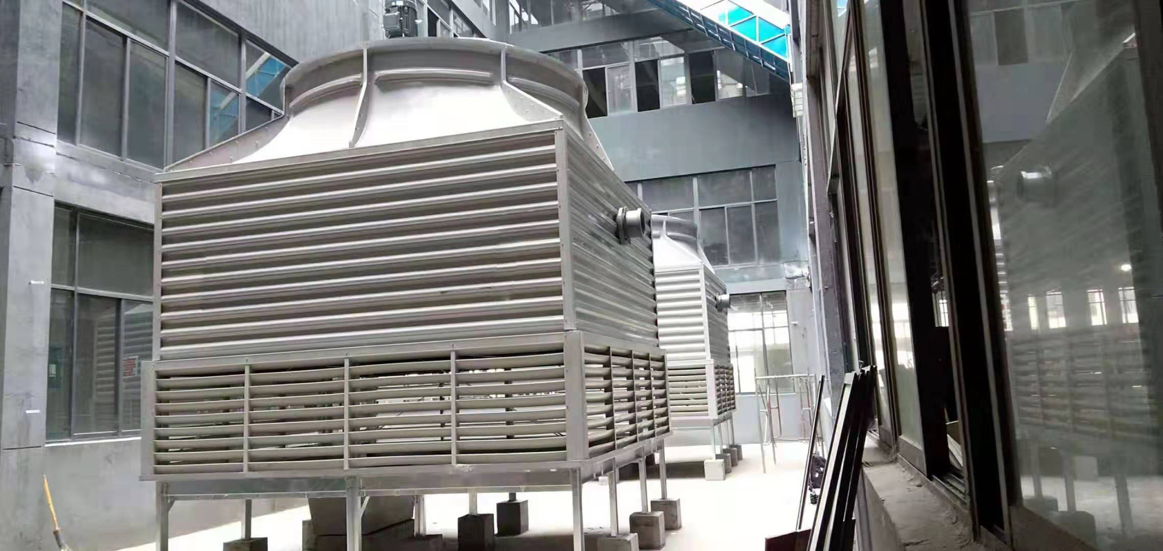 Package Type Chiller Cooling Water Tower