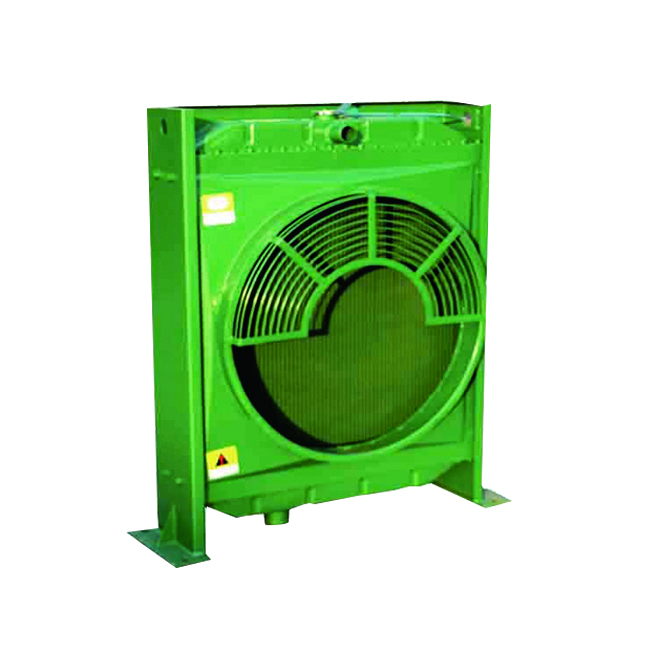 Plate Fin Radiator For Generator Set
