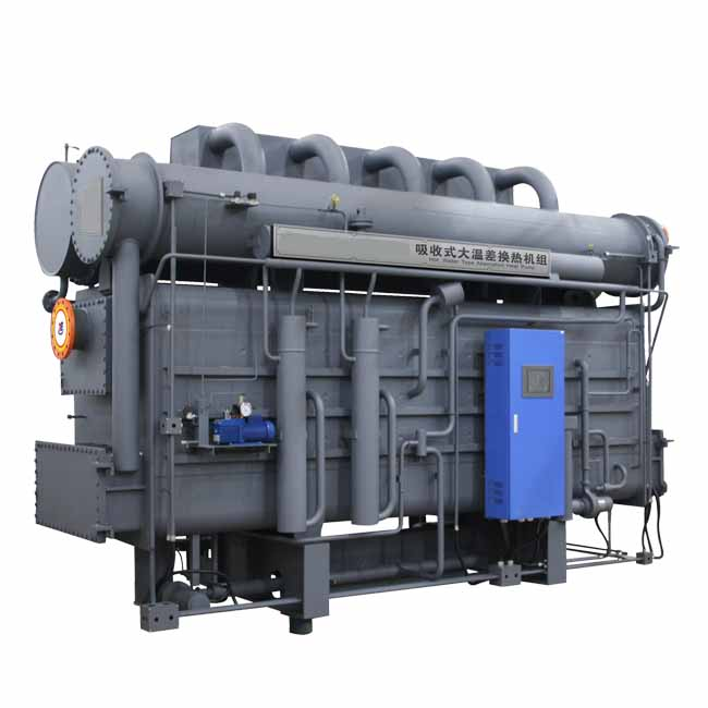 Direct-Fired Absorption Chillers/Heat Pumps