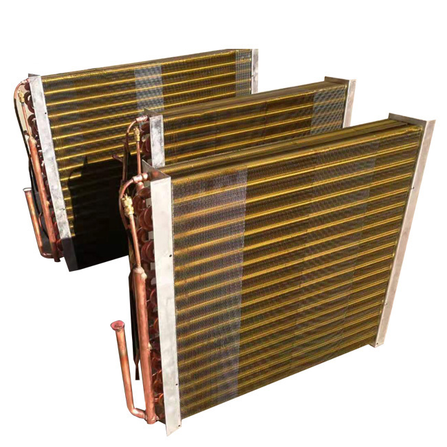 Chinese HVAC Industry Air Cooled Evaporator Coil