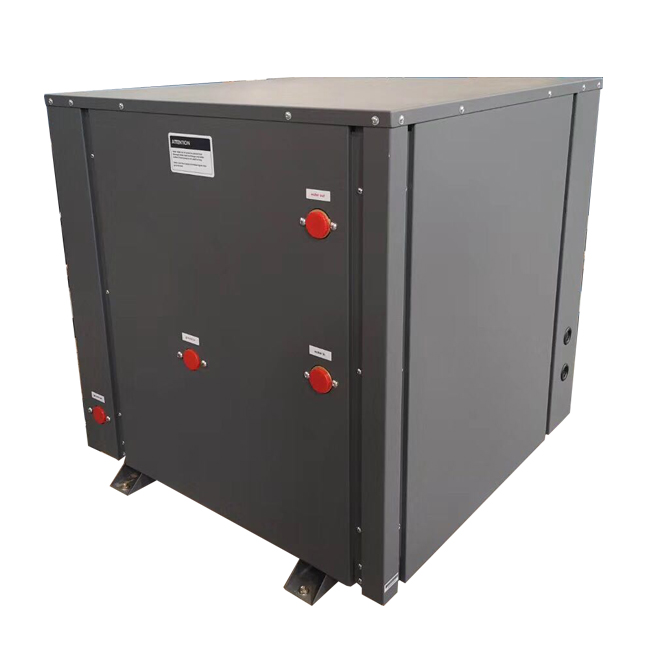 DX Geothermal Heat Pump System /Supply Groundwater Heat Pump