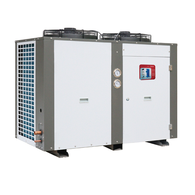 Danfoss All In One Condensing Unit And Equipped Evaporator